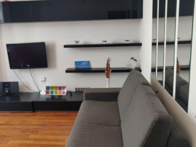 Rental apartment Paris 17ème 1290€ CC - Picture 1