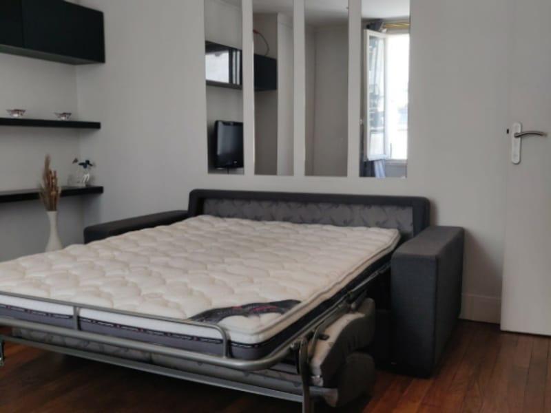 Rental apartment Paris 17ème 1290€ CC - Picture 3