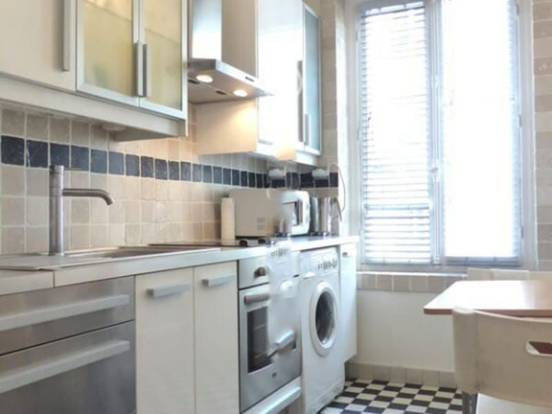 Rental apartment Paris 17ème 1290€ CC - Picture 5