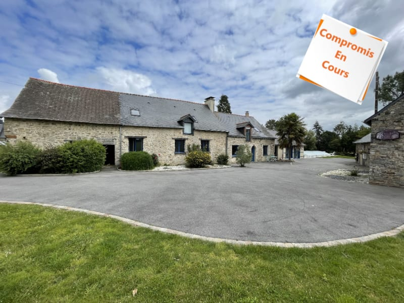 Vente maison / villa Martigne ferchaud 429525€ - Photo 1