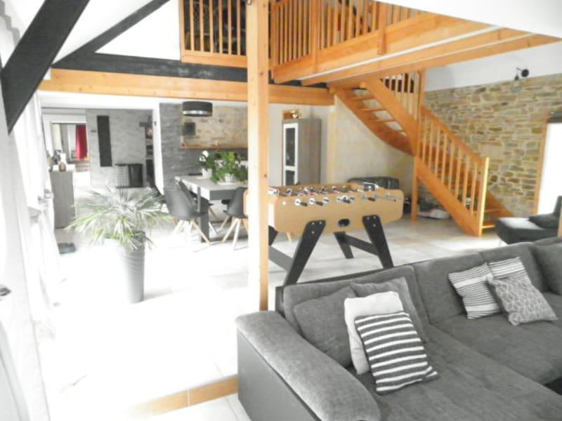 Vente maison / villa Martigne ferchaud 429525€ - Photo 4