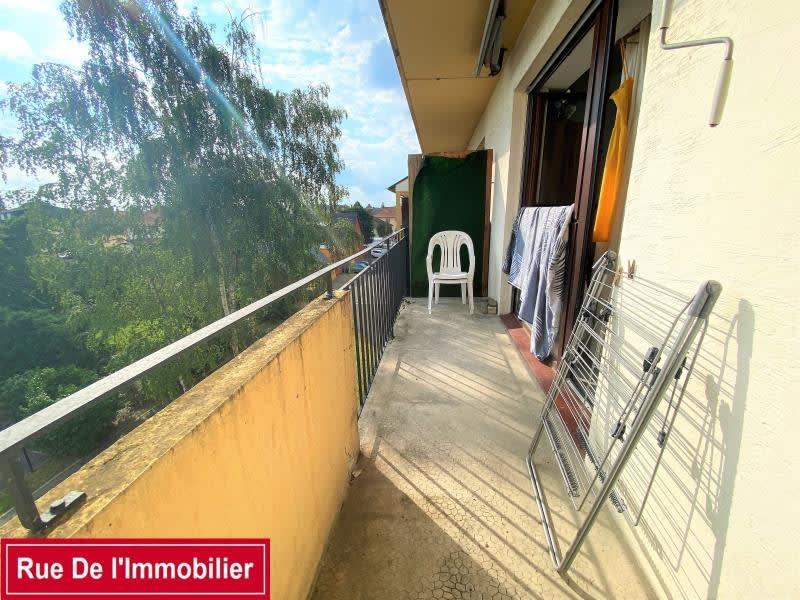 Sale apartment Haguenau 76000€ - Picture 1