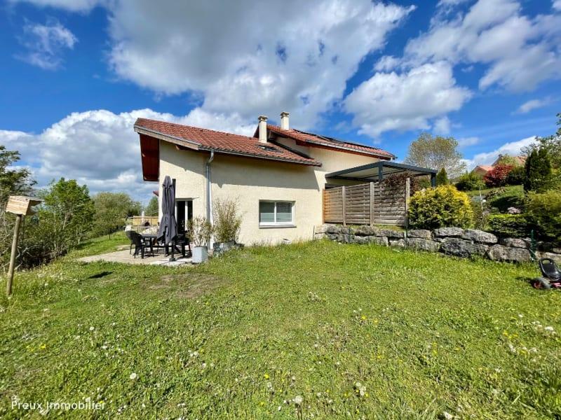 Vente maison / villa Vieugy 629000€ - Photo 1