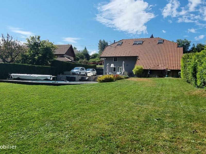 Vente maison / villa Vaulx 735000€ - Photo 2