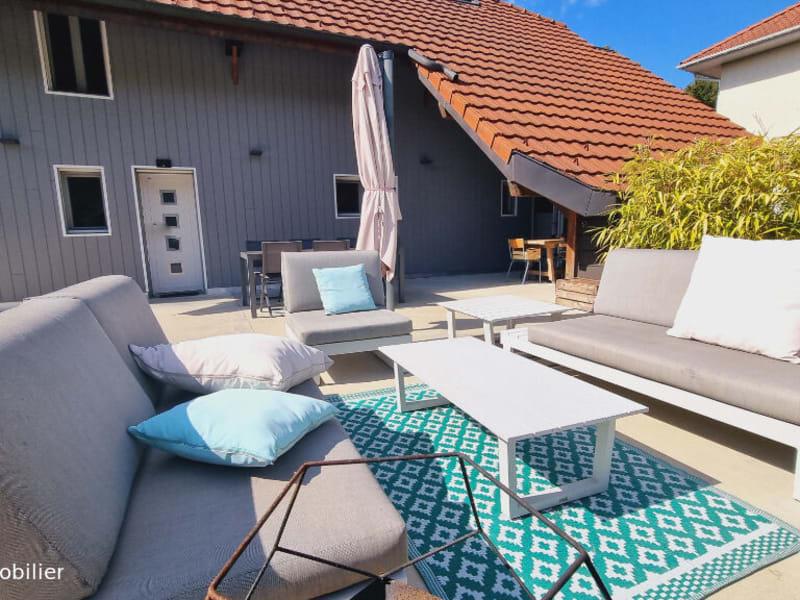 Vente maison / villa Vaulx 735000€ - Photo 4
