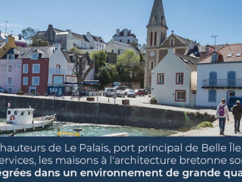 Sale house / villa Le palais 435000€ - Picture 2