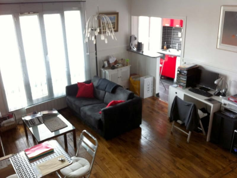 Rental apartment Alfortville 875€ CC - Picture 1