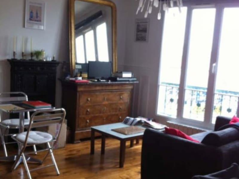 Rental apartment Alfortville 875€ CC - Picture 2