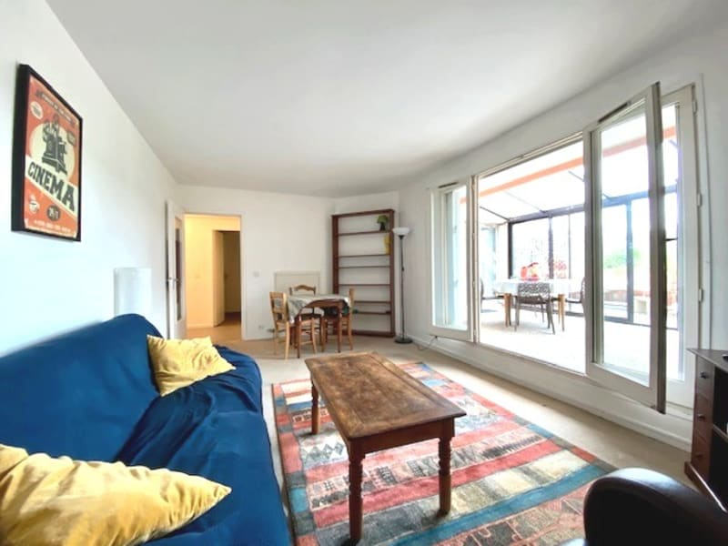Appartement Eragny 6 pièce(s) 110 m2 - 4 chambres -