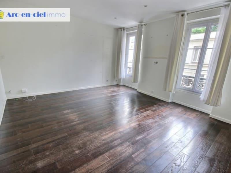 Sale apartment Paris 18ème 468000€ - Picture 2