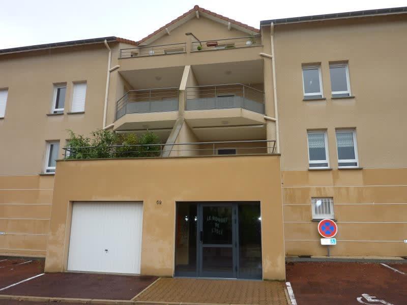 Rental apartment Riorges 587€ CC - Picture 10
