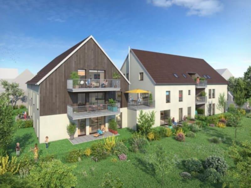 Vente appartement Erstein 141000€ - Photo 2