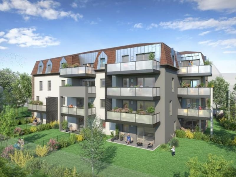 Vente appartement Mulhouse 204000€ - Photo 4