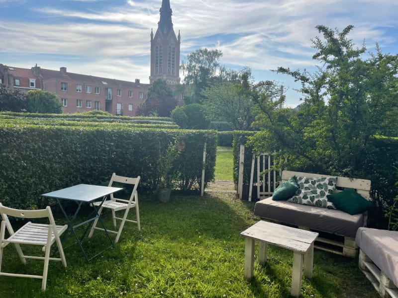 Rental apartment Lambersart 850€ CC - Picture 4