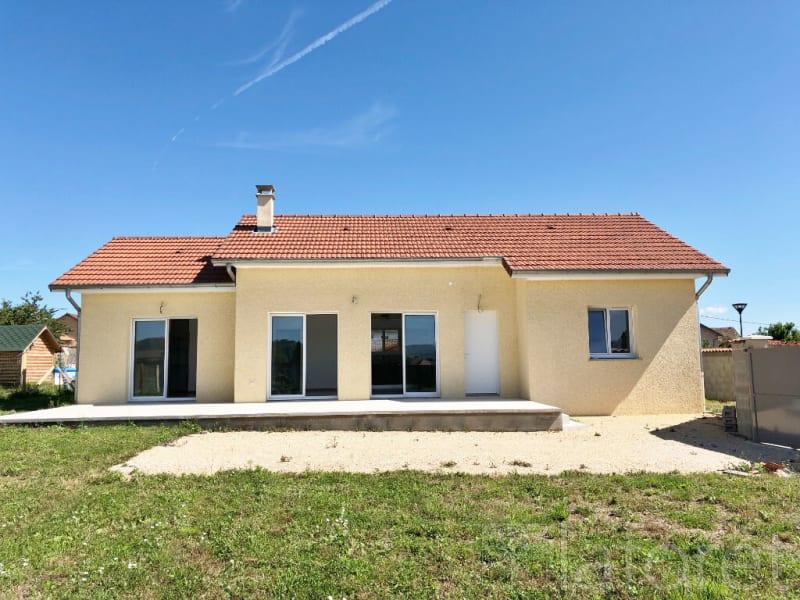 Rental house / villa Saint andre le gaz 1300€ CC - Picture 1