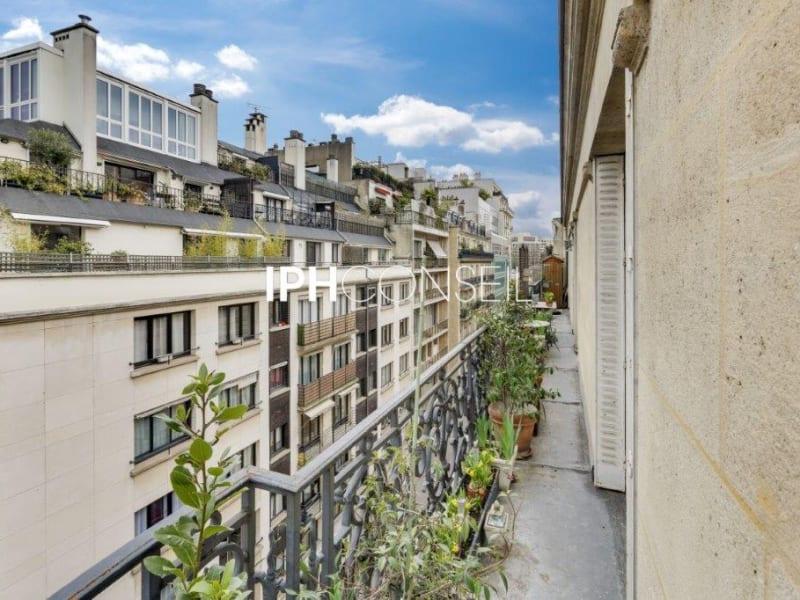 Sale apartment Paris 16ème 1995000€ - Picture 2