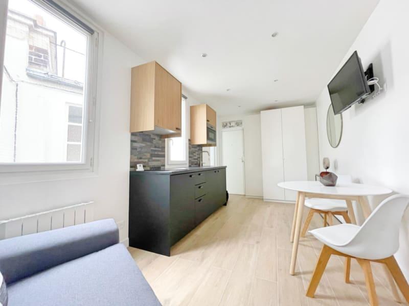 Rental apartment Paris 17ème 950€ CC - Picture 3