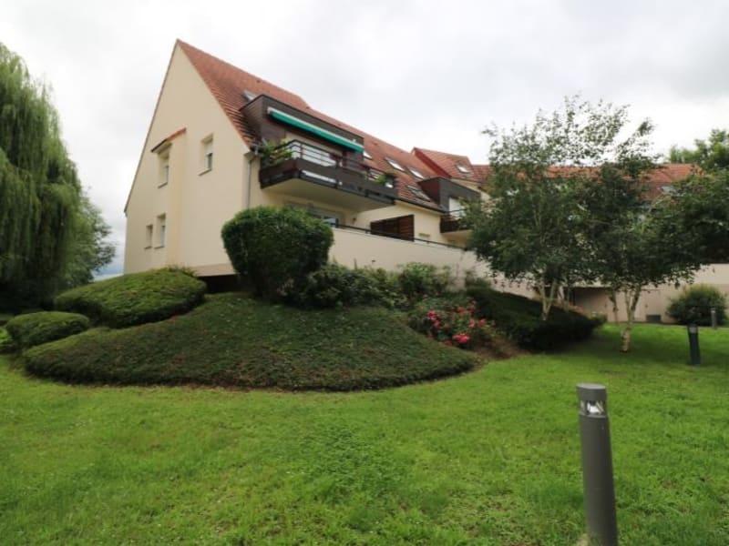 Vente appartement Hangenbieten 296800€ - Photo 1