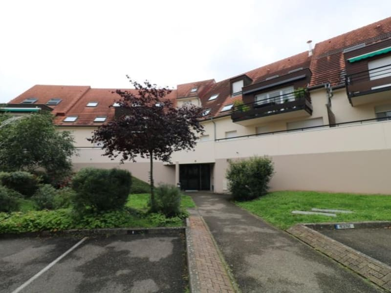 Vente appartement Hangenbieten 296800€ - Photo 5