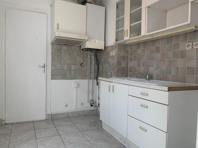 Rental apartment Paris 20ème 1110€ CC - Picture 5