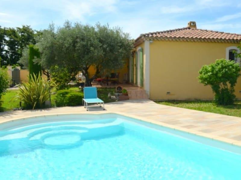 Vente maison / villa Monteux 436000€ - Photo 5