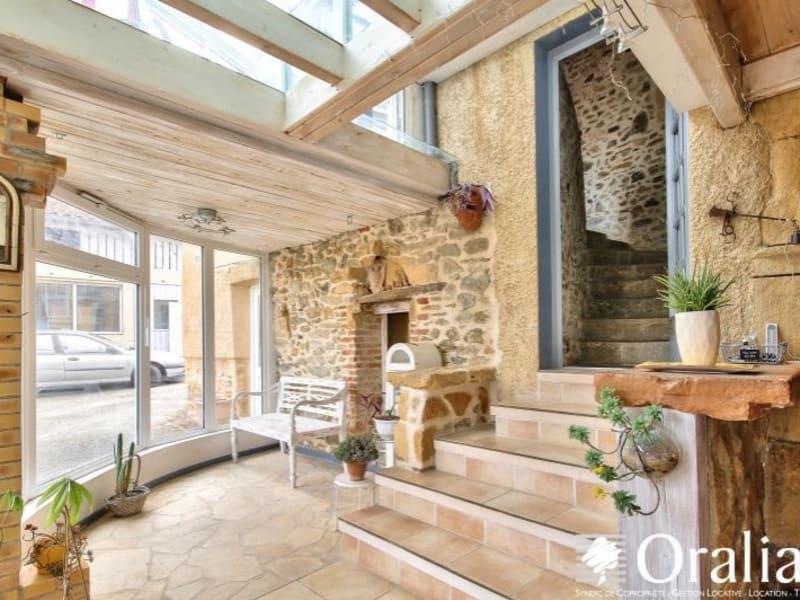 Vente maison / villa Fleurieux sur l arbresle 575000€ - Photo 1