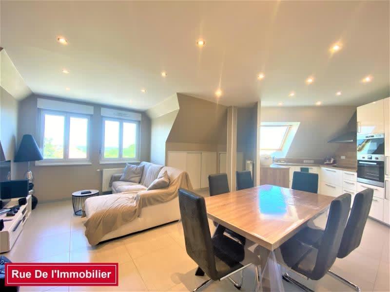 Sale apartment Morsbronn les bains 142000€ - Picture 2