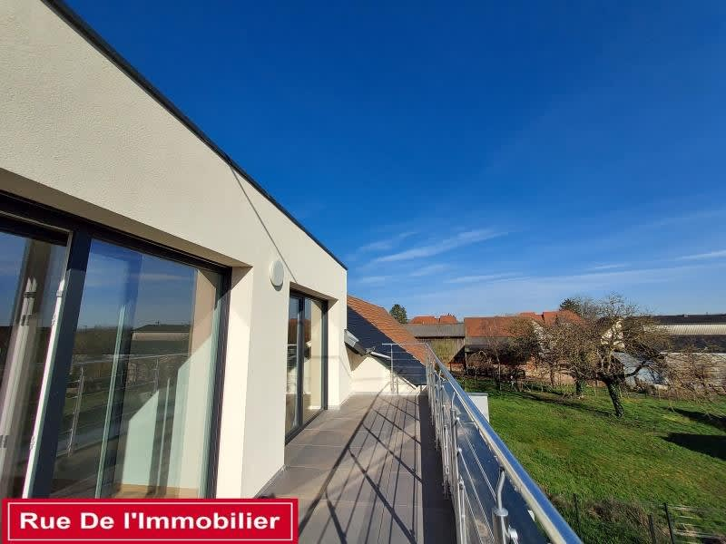 Sale apartment Mommenheim 241200€ - Picture 2
