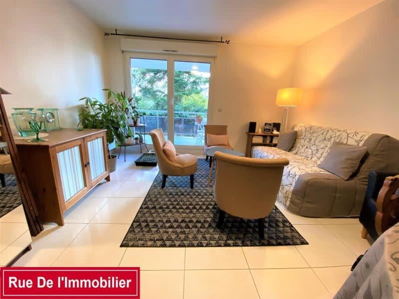 Sale apartment Saverne 139100€ - Picture 2