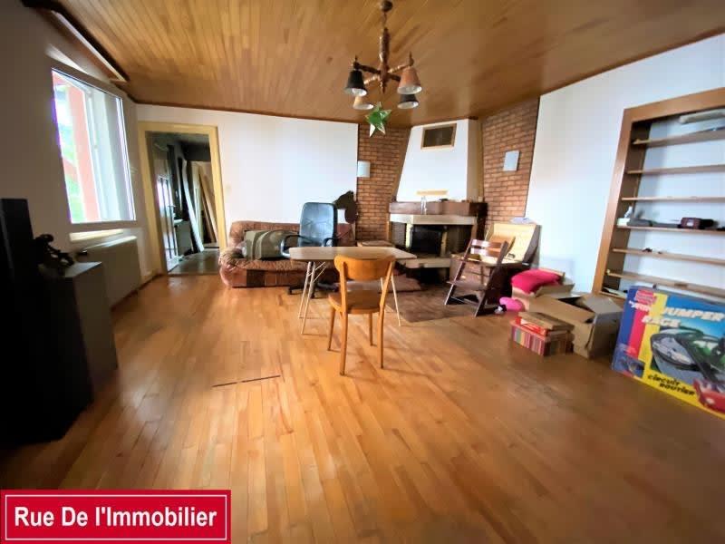 Sale house / villa Oberbronn 141000€ - Picture 2