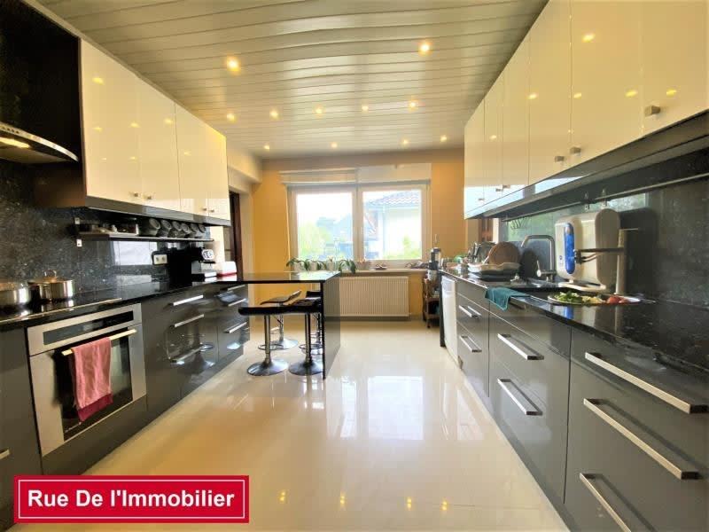 Sale house / villa Bischwiller 432500€ - Picture 1