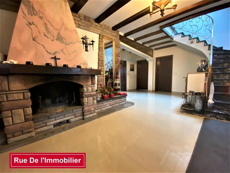 Sale house / villa Bischwiller 432500€ - Picture 2