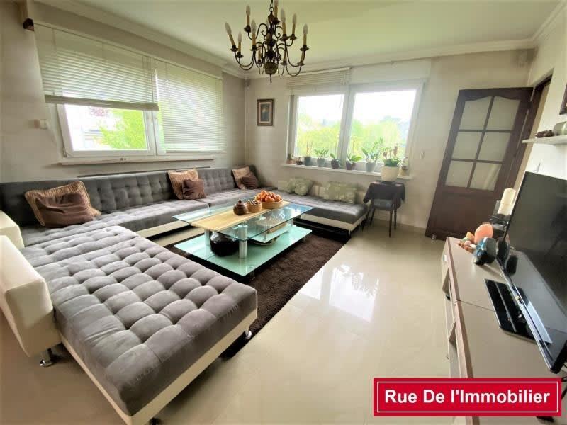 Sale house / villa Bischwiller 432500€ - Picture 3