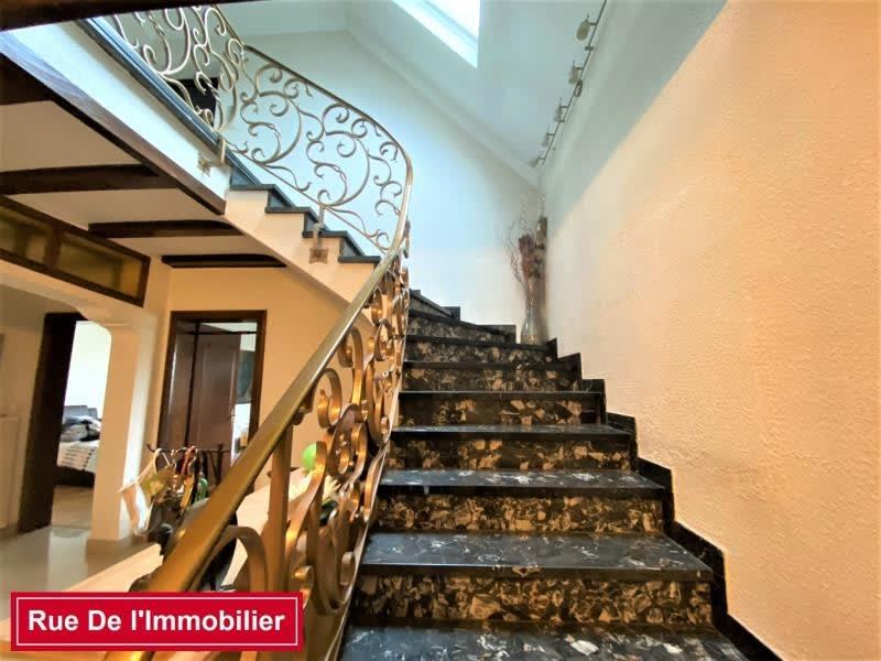 Sale house / villa Bischwiller 432500€ - Picture 5