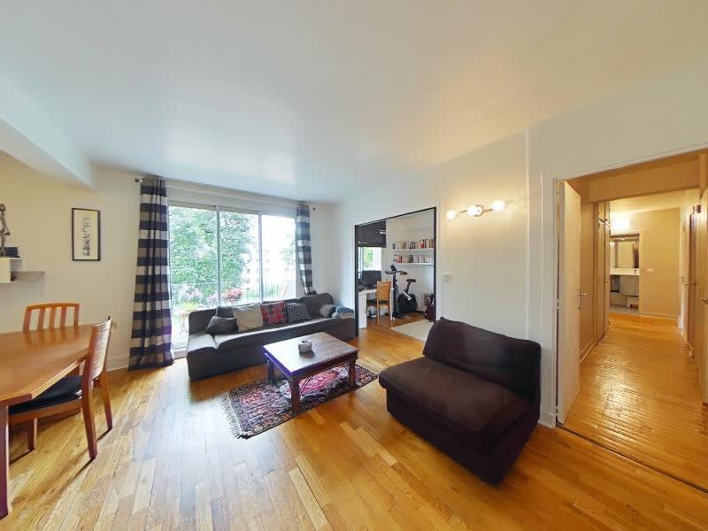 Sale apartment St cloud 505000€ - Picture 2