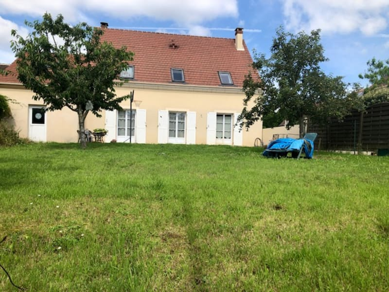 Vente maison / villa Boissy l aillerie 486000€ - Photo 1