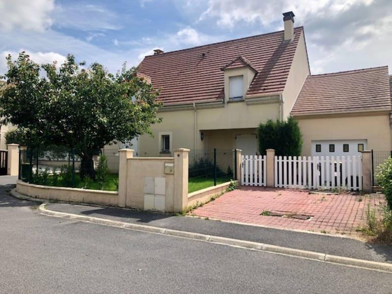 Vente maison / villa Boissy l aillerie 486000€ - Photo 2