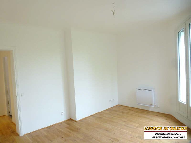 Alquiler  apartamento Boulogne billancourt 1175€ CC - Fotografía 2
