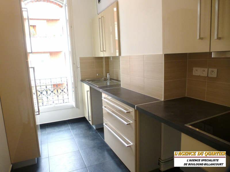Alquiler  apartamento Boulogne billancourt 1175€ CC - Fotografía 4