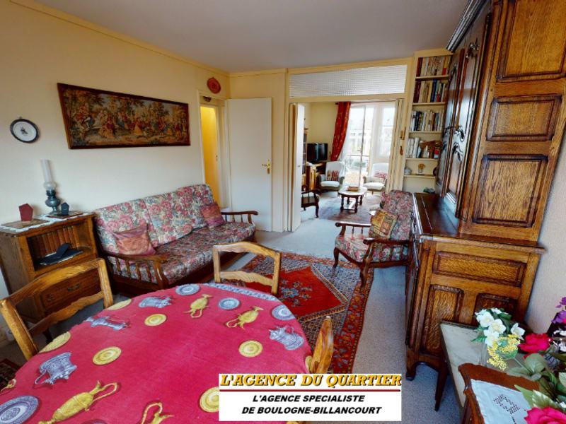 Venta  apartamento Boulogne billancourt 469000€ - Fotografía 3