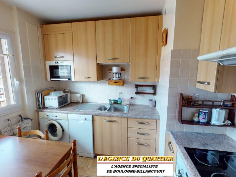 Venta  apartamento Boulogne billancourt 469000€ - Fotografía 4