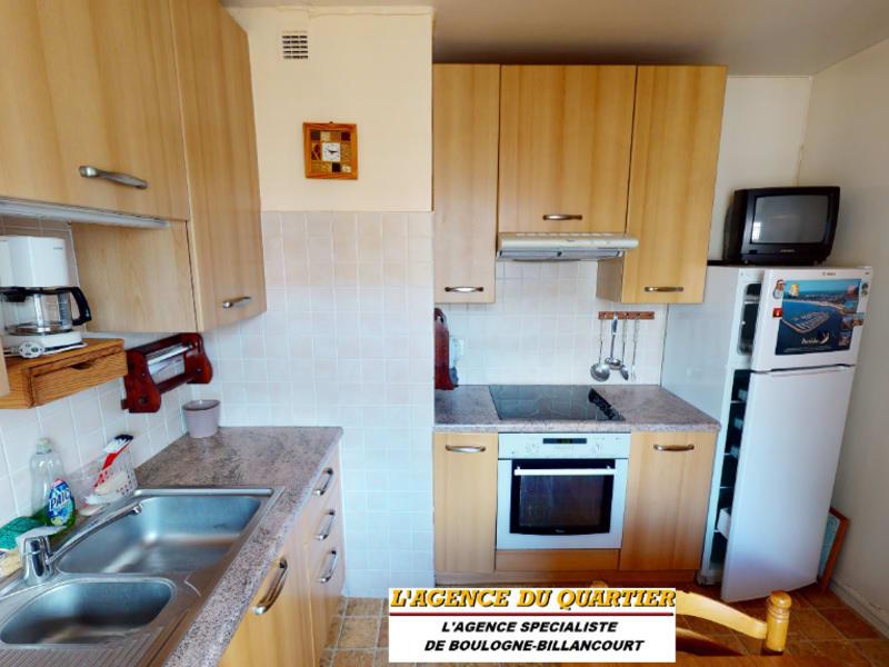 Venta  apartamento Boulogne billancourt 469000€ - Fotografía 5