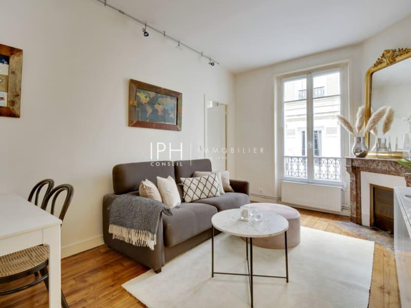 Sale apartment Neuilly sur seine 485000€ - Picture 2