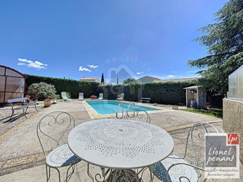 Vente maison / villa Mazan 235000€ - Photo 9