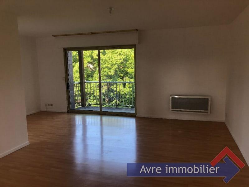 Rental apartment Verneuil d avre et d iton 660€ CC - Picture 1