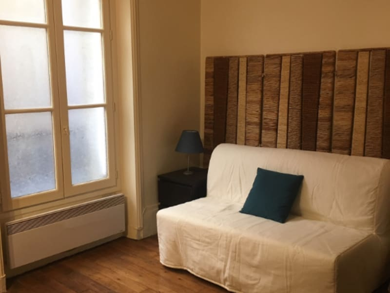 Studio meuble - 20.26 m2 - rue Augereau