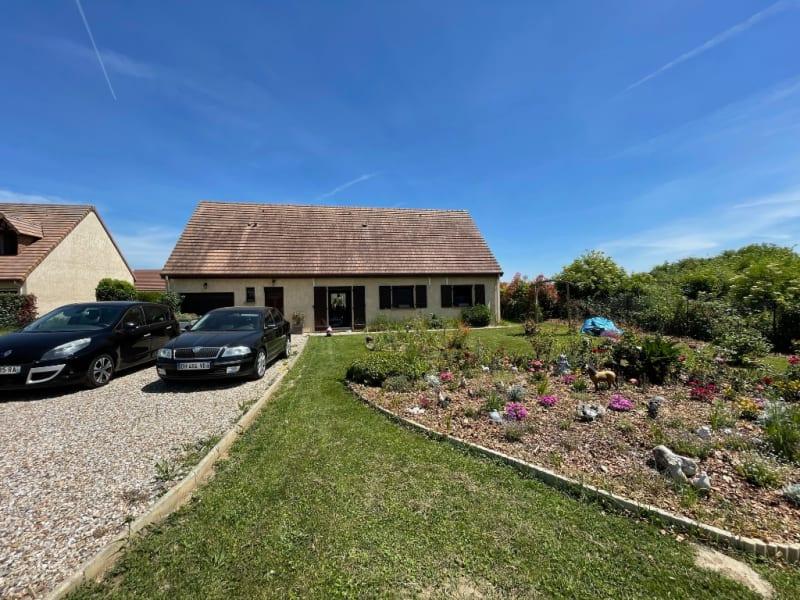 Vente maison / villa Les thilliers en vexin 283800€ - Photo 2