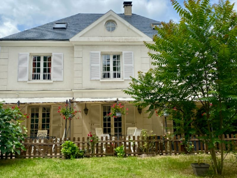 Sale house / villa Maisons laffitte 1690000€ - Picture 1