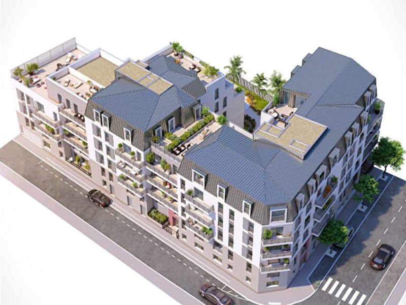 Vente appartement Sannois 270000€ - Photo 2
