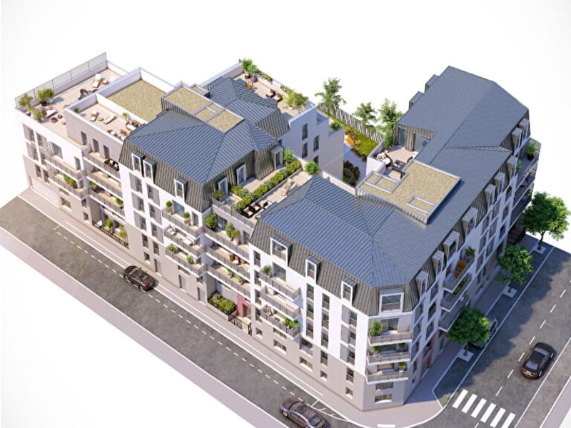Vente appartement Sannois 253000€ - Photo 2